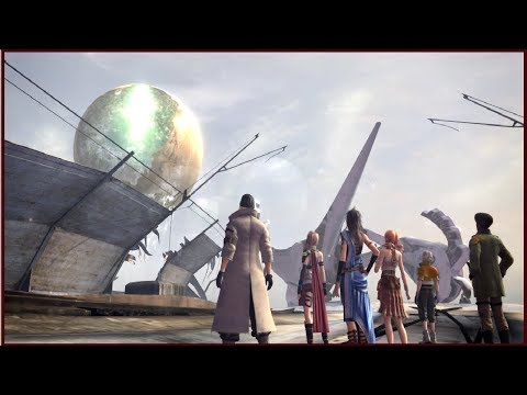 RANDOM | Final Fantasy XIII | Baldanders - Fase 2