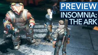 Insomnia: The Ark ist ein RPG-Mix aus Fallout, Elex & Bioshock - Gameplay-Preview