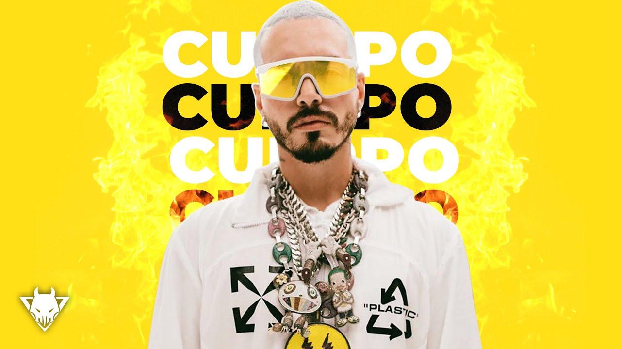 """Cuerpo"" Reggaeton Instrumental | J Balvin x Anitta x Tainy Type Beat"