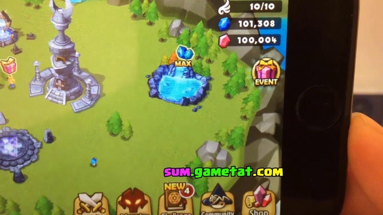 summoners war gems