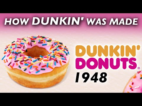 The 8th Grade Drop Out Who Invented Dunkin' Donuts