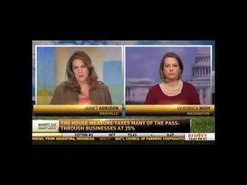 Veronica Nigh on House and Senate Tax Bills