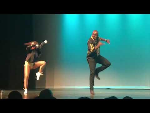 Glanton-Randolph 2018 Dancing Stars