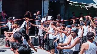 Ashura 2019 dasta e Hussaini Hardass kargil