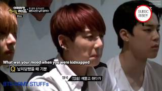 [Eng Sub] BTS WAS KIDNAPPED??? | FUNNY Kookie and jhope