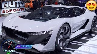 Highlights of the Paris Motor Show 2018 - Auto Sport