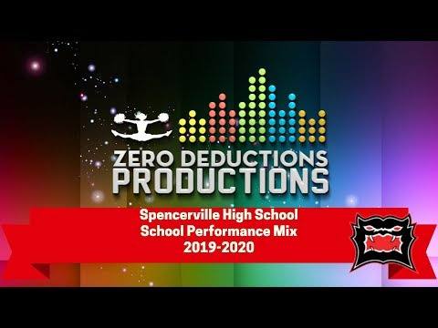 Spencerville High School Performance Mix | 2019-2020 Cheer Mix | Zero Deductions Productions LLC