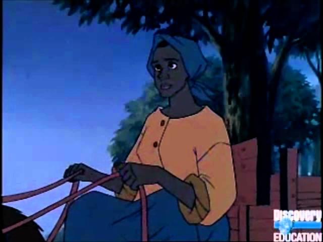 Harriet Tubman Story: Animation For Children