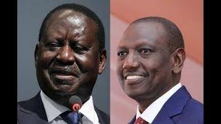 Ruto, Raila war of words heightens debate on referendum and 2022 politics