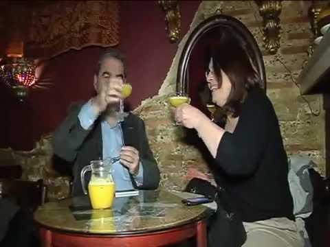 Agua De Valencia En El Café De Las Horas Youtube