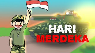Kartun Lucu - HARI MERDEKA - VERSI ANIMASI YOUTUBE INDONESIA