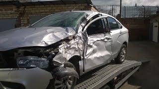 Капитальный ремонт Lada Vesta (часть 2)(, 2017-10-11T18:23:21.000Z)