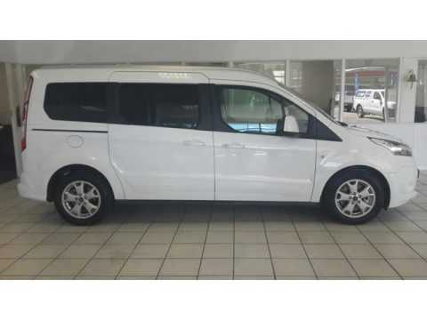2015 Ford Tourneo Connect 1 6 Ecoboost Titanium A T Lwb
