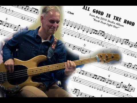 All Good In The Hood - Isolated Bass with TAB