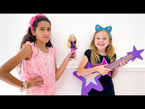 Download Nastya and Evelyn - a story about BFF