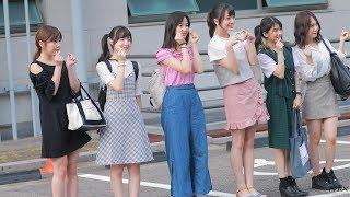 AKB48 後藤萌咲 , 宮崎美穂 , 下尾みう , 高橋朱里 , 竹内美宥 , 本田仁美.