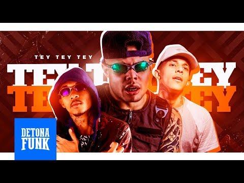 MC Lan MC L da Vinte e MC Kaio - Tey Tey Tey - Já Empurrei Lan RW e DJ G Beats