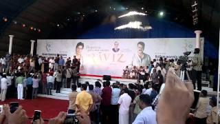 shahrukh khan at kollam.mp4