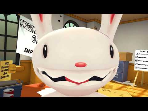 Sam&Max: This Time It's Virtual! (Oculus Official Launch Trailer)