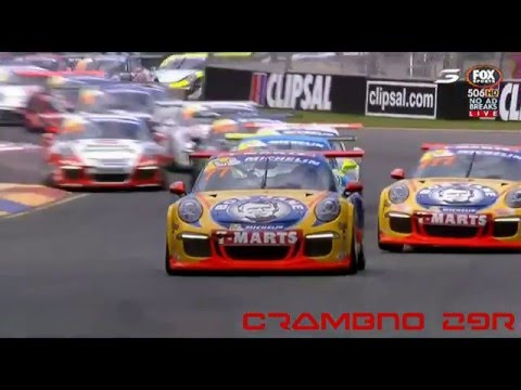 Adelaide 2016 All Crashes Compilation
