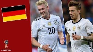 Đội hình ĐT Đức tham dự World Cup 2018