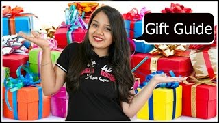 Gift Guide | 100 Gift Ideas For Everyone (mother, Father, Sister, Brother, Your Love, Friends)