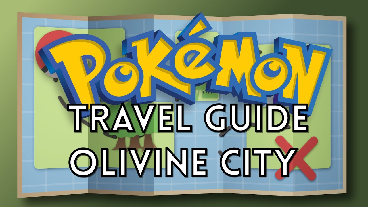 how to get to olivine city pokemon planet