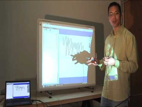 Ongekend Promethean Activboard Overview - First Time User EW-16