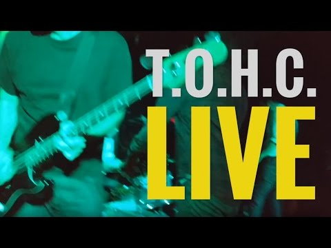 """T.O.H.C. - LIVE Hardcore Punk Shows """"Not Dead Yet 2016"""" - PNG Gamer"""