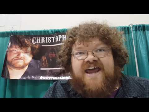 Exclusive  with actor Christopher Reed