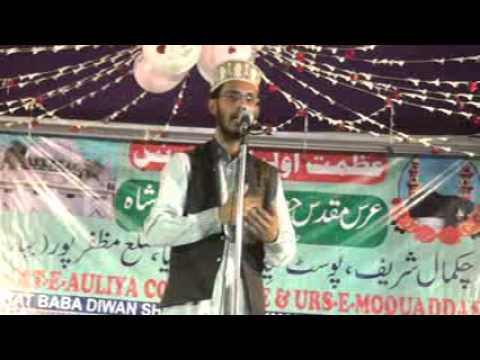 Ajmate auliya conference chakmal (all mix nath) by