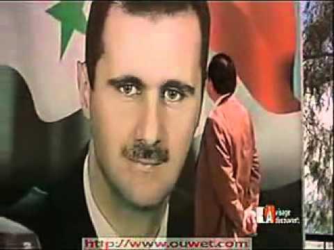 A visage découvert Bashar El Assad