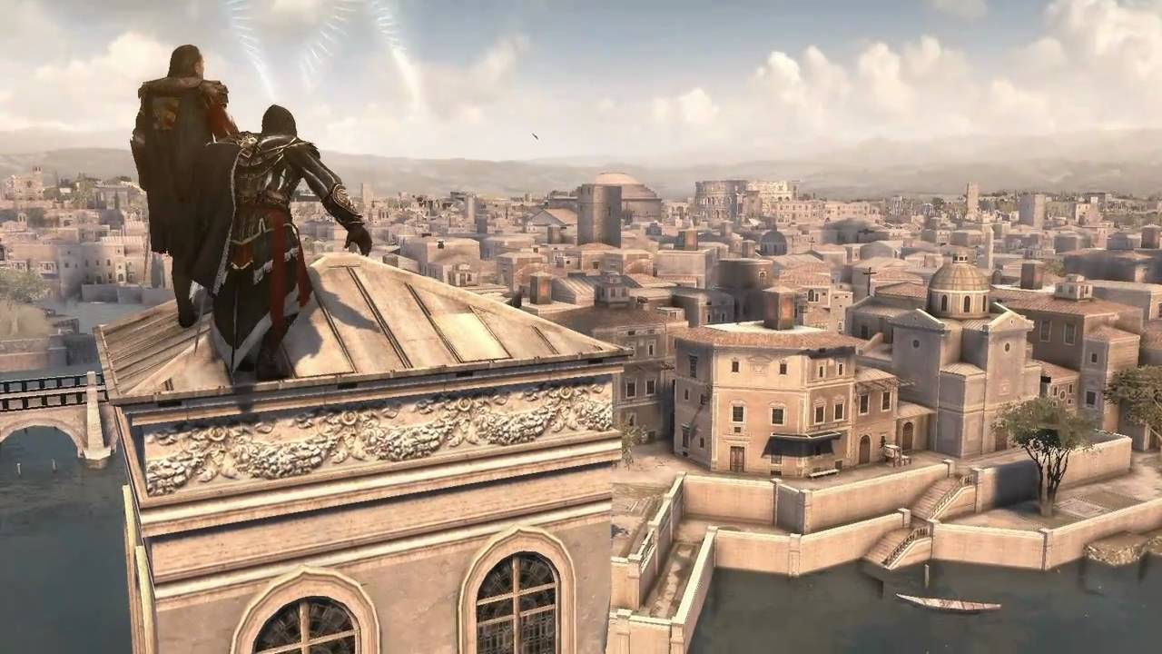 Assassins Creed Brotherhood Pc Gameplay On Dell Xps 17 Hd Youtube