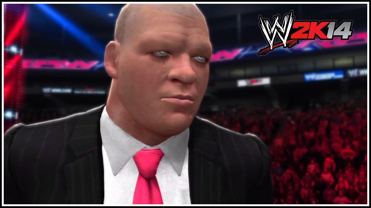 wwe 2k14 the director of operations corporate kane