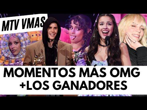 Momentos Más OMG de MTV VMAs 2021 y Ganadores!