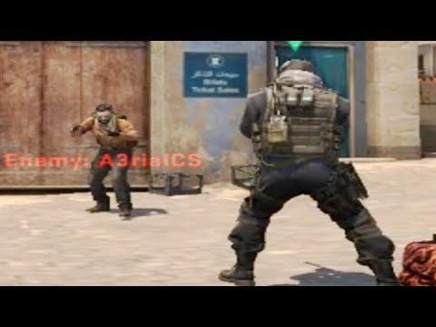Terrorist Spawns In CT... (WTF?)