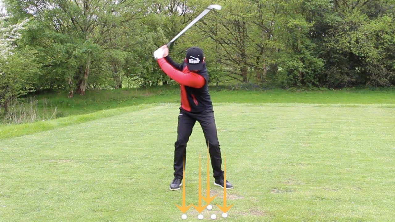 GOLF SWING MADE SIMPLE (MIRACLE DRILL!!) - YouTube