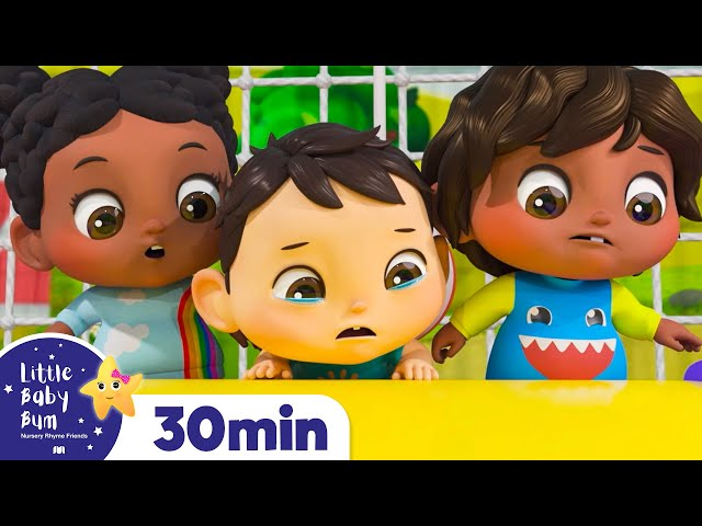 Humpty Dumpty Song +More Nursery Rhymes & Kids Songs -ABCs and 123s  | Little Baby Bum