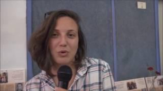 שרון פסין משתתפת בפרוייקט ילדי המלחמה מספרת על הקשר בין בני הנוער לויטראנים