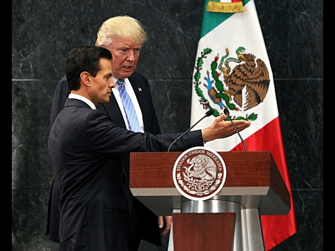 MEXICO joins TRUMP in debunking the LYING US MEDIA