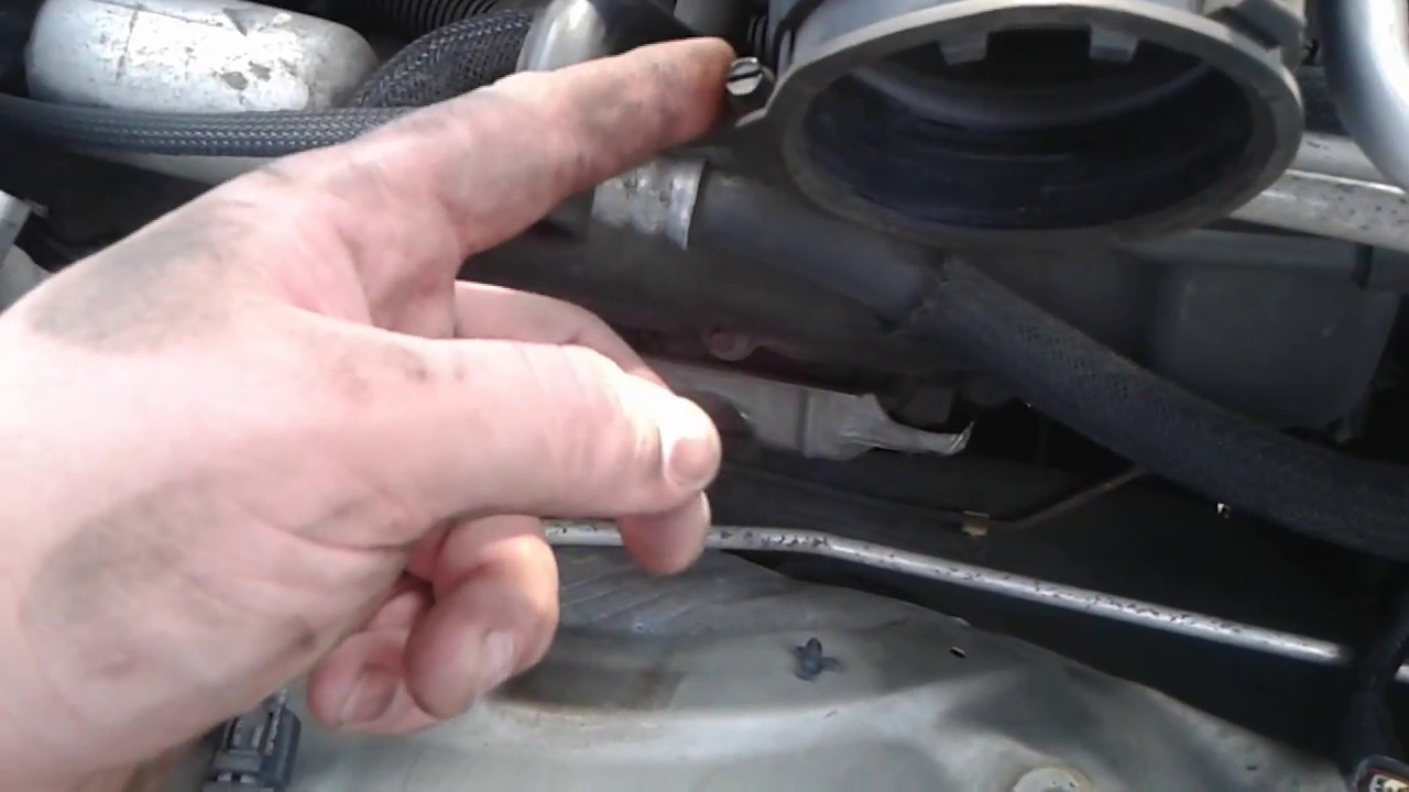 How to change your camshaft sensor