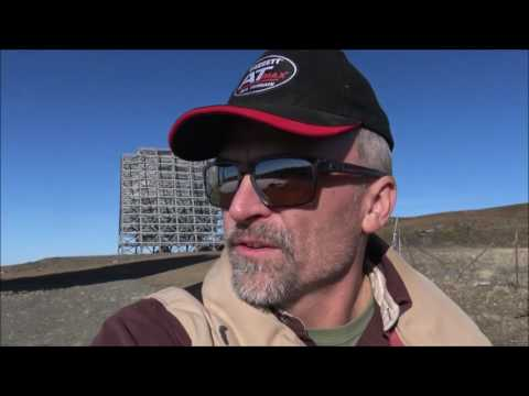 Anvil Station: Cold War White Alice (WACS) Radar Site In Nome Alaska