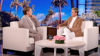 Julie Andrews Tells Ellen Her Favorite Swear Word