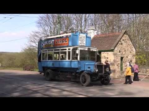 Beamish Open Air Museum - May 2016 - 4k