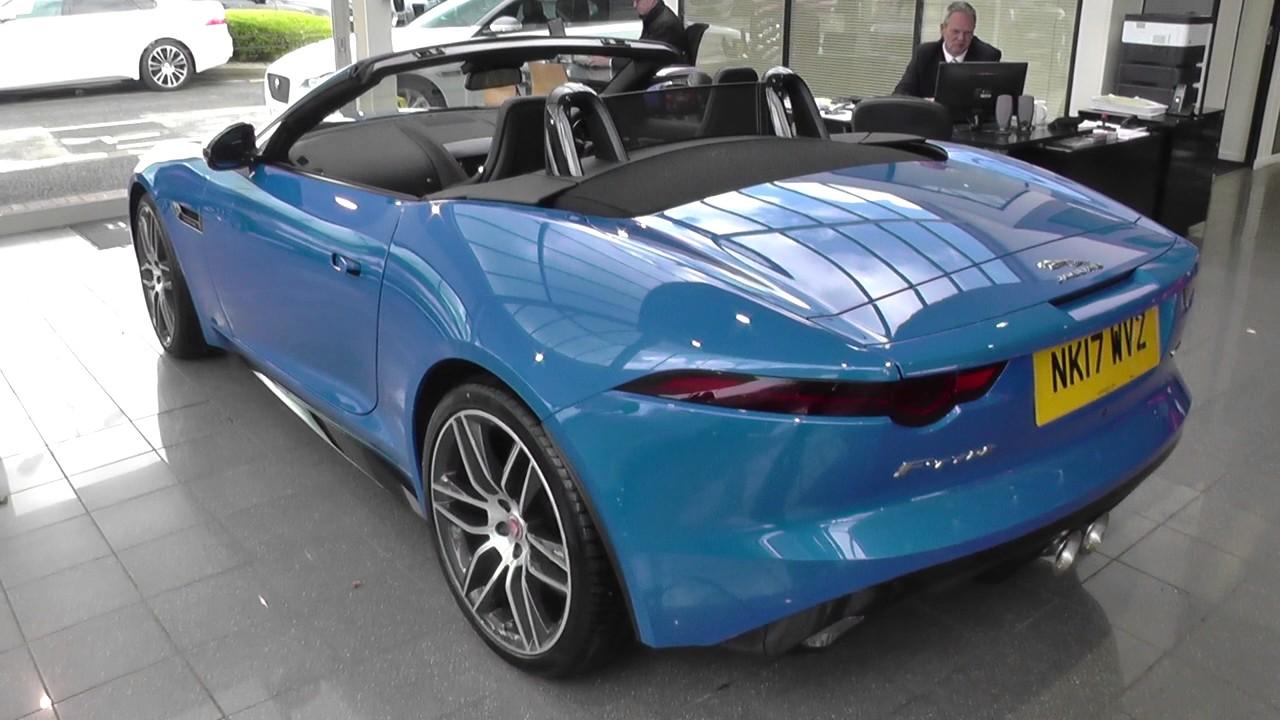 Jaguar F Type 2018 Convertible R Dynamic 3 0 S C 380