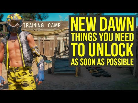 Far Cry New Dawn Tips And Tricks - Weapons, Upgrades & More You Want To Get Early (Farcry New Dawn) thumbnail