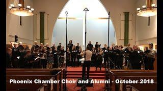 """The Road Home"" By Stephen Paulus - Phoenix Chamber Choir"