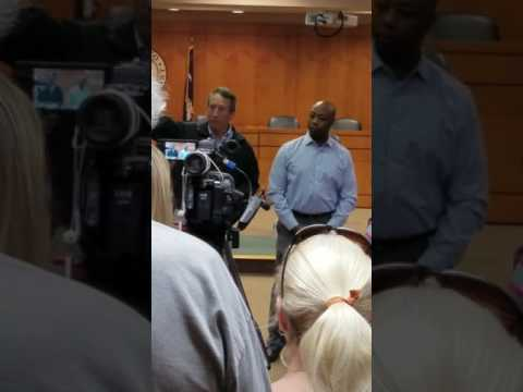 Charleston Town Hall with Senator Tim Scott and Rep Mark Sanford February 18, 2017