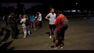 Mexico earthquake of magnitude 8 2 strikes off Pacific coast