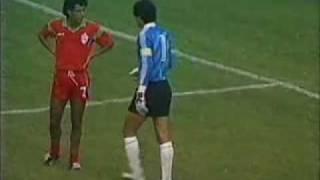 Maroc Vs Allemagne Mexico 1986 1 المغرب ألمانيا مكسيكو